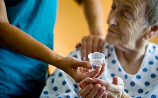 Danske plejehjem mangler varme haender