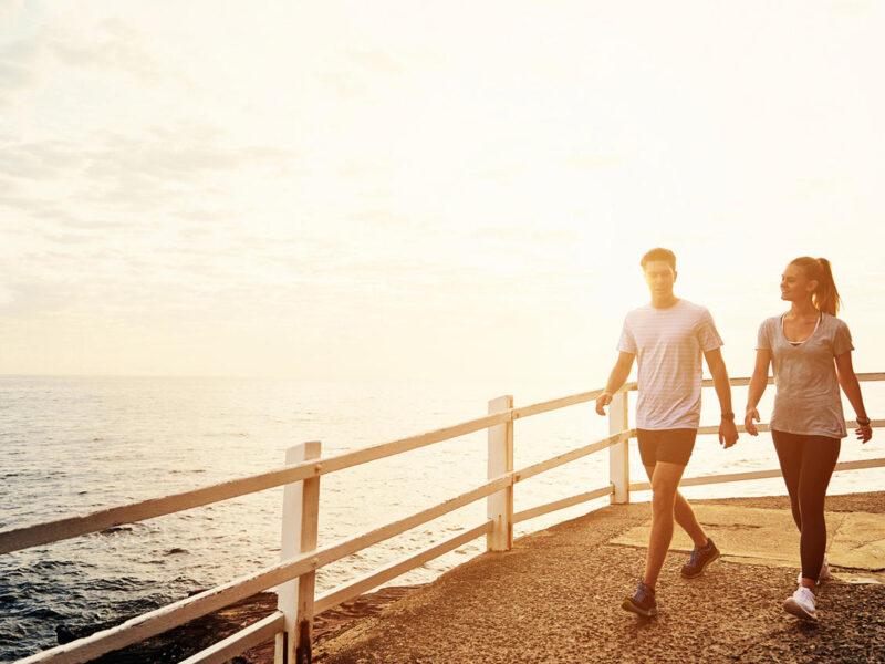 Motioner efter din doegnrytme