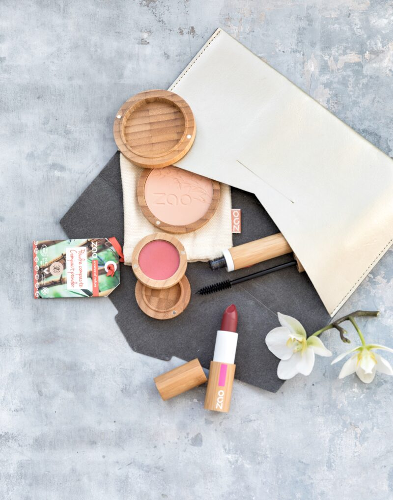 ZAO - oekologisk og vegansk make-up