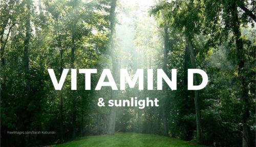 Tid til D vitamintilskud