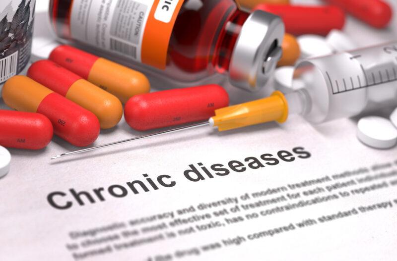 Kronisk sygdom - hvad er det?