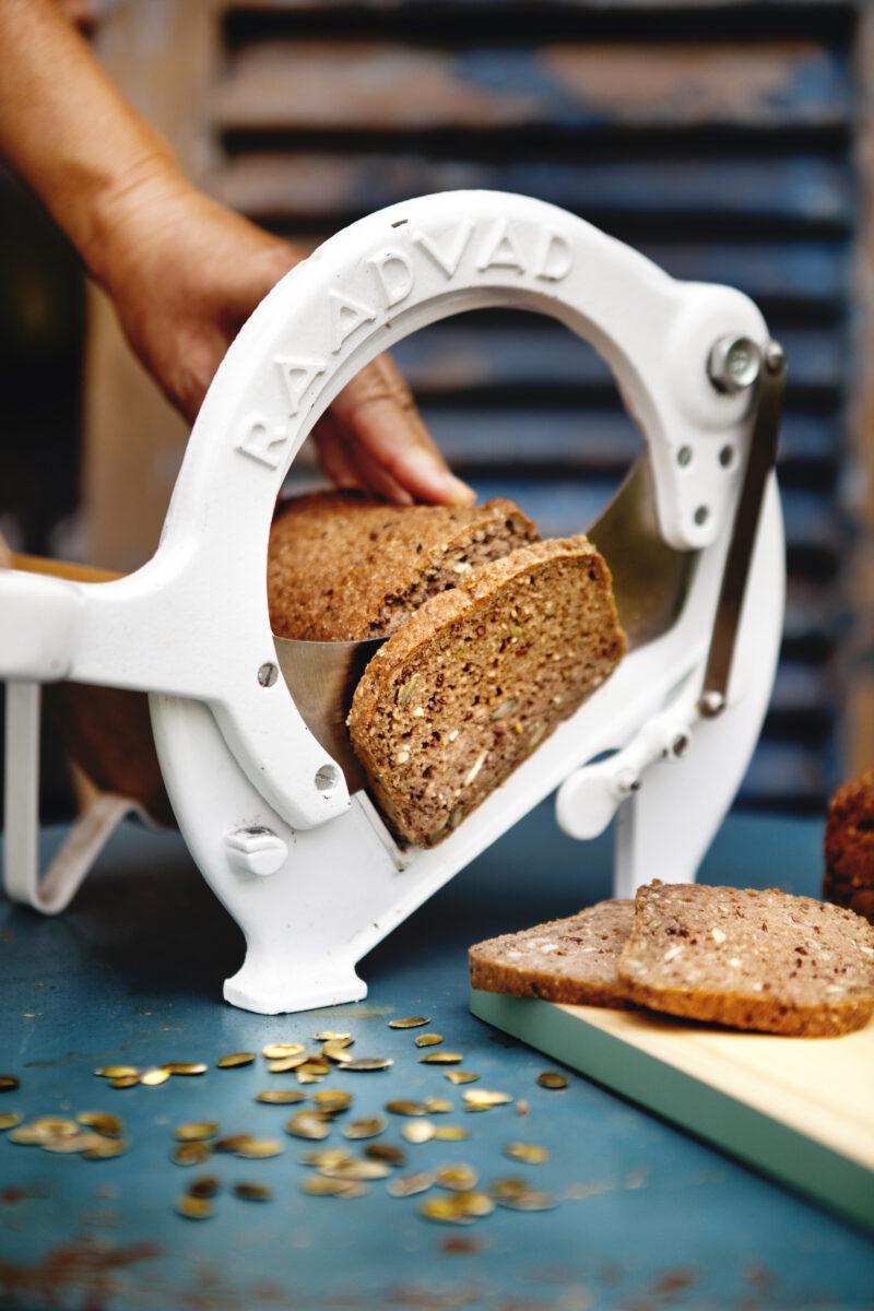 Opskrift på glutenfrit rugbroed