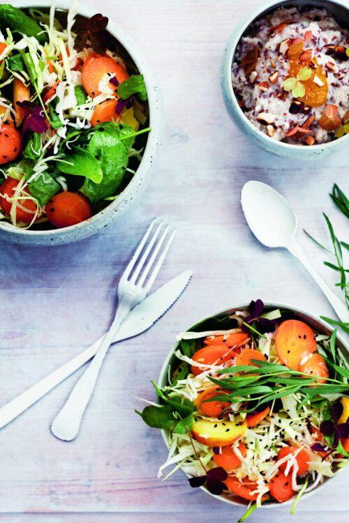Opskrift paa slanke salat
