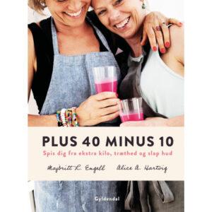 Ny slankebog; Plus 40 - Minus 10