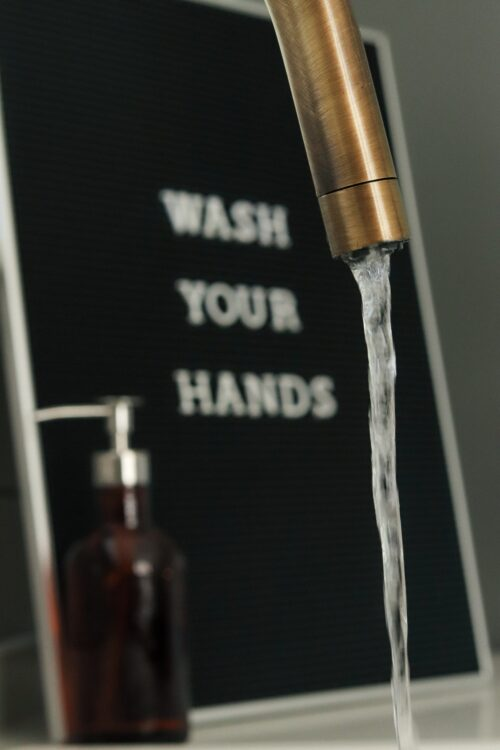 Historien om haandvask