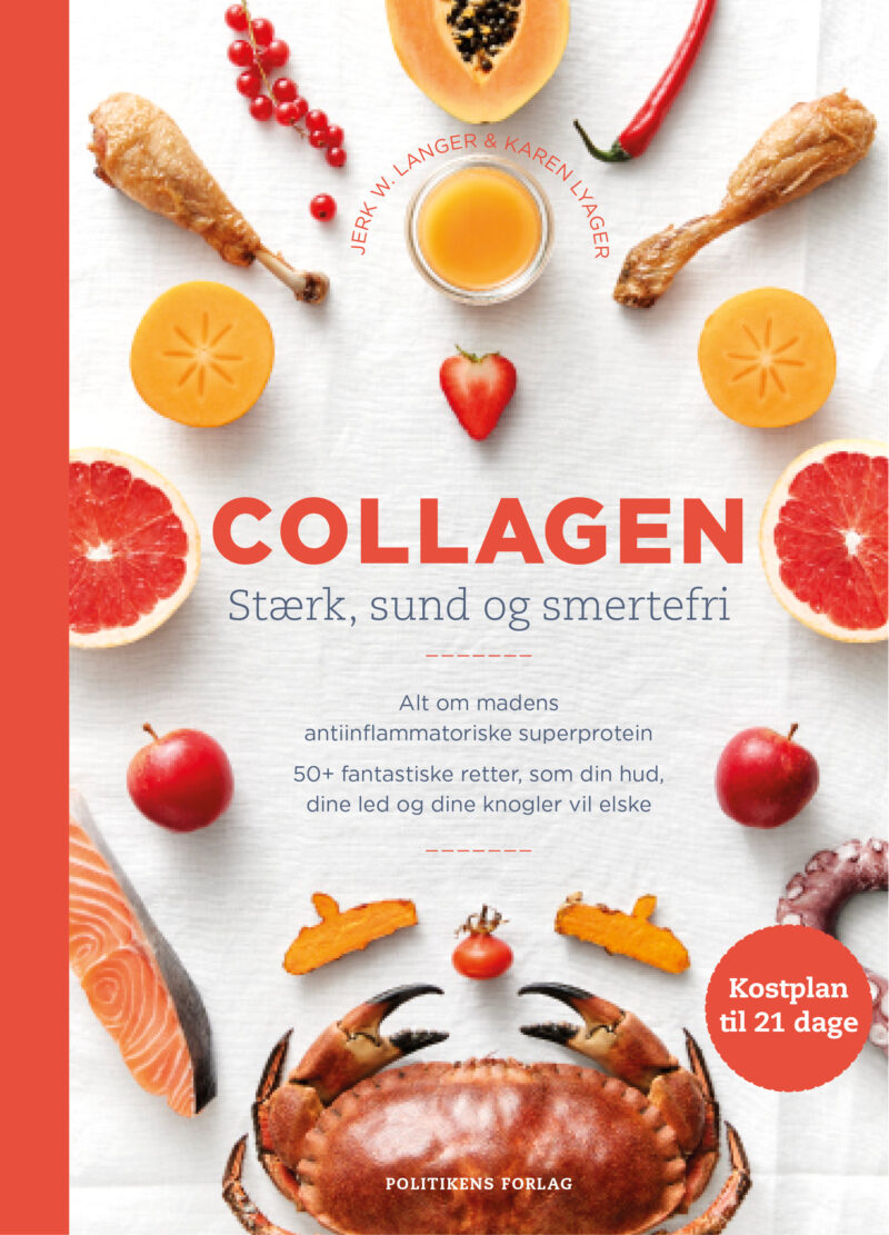 Collagen - ny bog om collagen