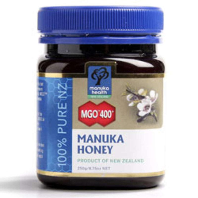 Nyt om Manuka honning