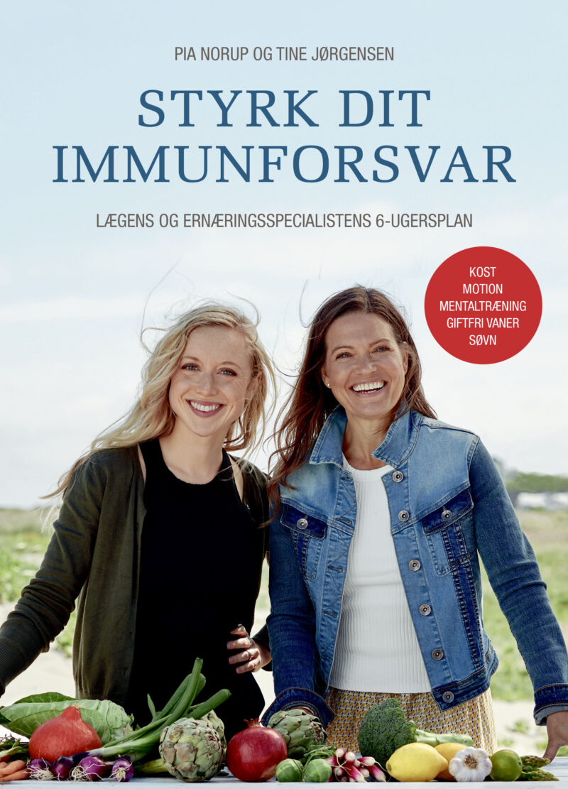 Styrk dit immunforsvar - ny bog om immunforsvaret
