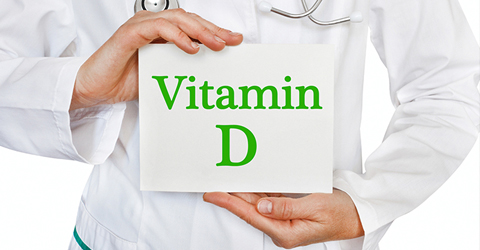 Mange smittede mangler D vitamin
