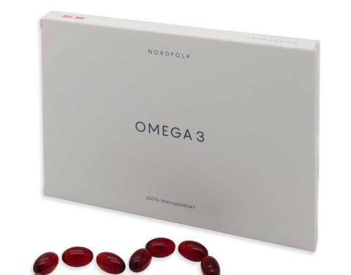 Nordfolk - en ny omega 3 olie