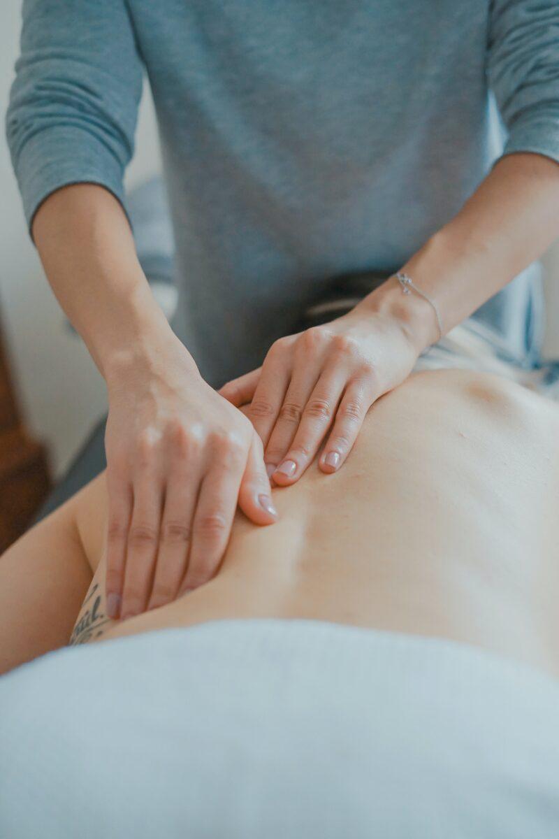 Massage er sundt
