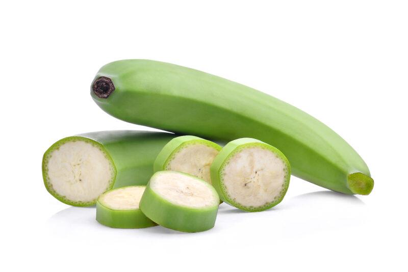 Blodsukkerbalance og groenne bananer?